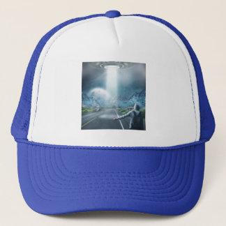 Gorras del camionero del autostopista del UFO