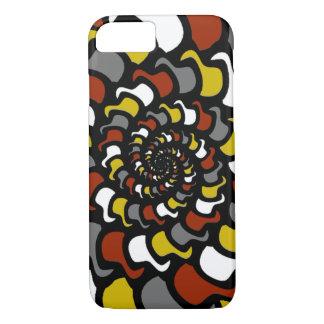 """Gorras del fractal "" Funda iPhone 7"