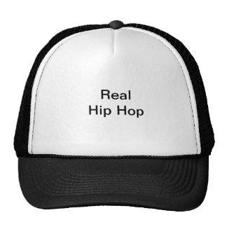 Gorras reales de Hip Hop
