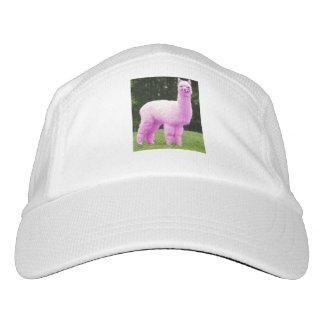 Gorras rosados de la llama gorra de alto rendimiento