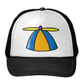 Gorrita tejida con el propulsor gorra