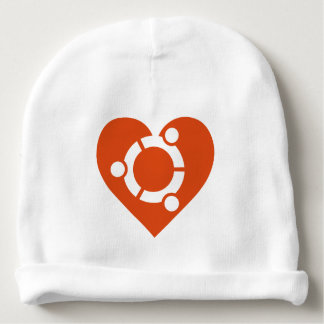 Gorrita tejida del bebé de Ubuntu Gorrito Para Bebe