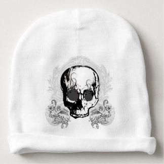 Gorrita tejida del cráneo gorrito para bebe