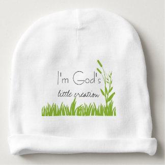 Gorrita tejida del personalizado de la creación de gorrito para bebe