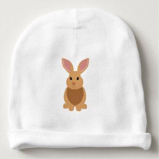 Gorrita tejida infantil linda del bebé del conejo gorrito para bebe