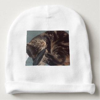 Gorrita tejida juguetona del algodón del bebé de gorrito para bebe
