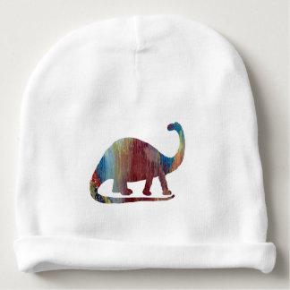 Gorrito Para Bebe Arte del Brontosaurus
