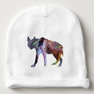Gorrito Para Bebe Arte del Hyena