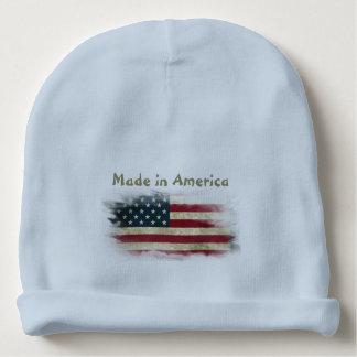 Gorrito Para Bebe Bandera americana
