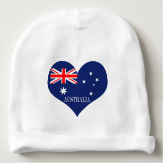 Gorrito Para Bebe Bandera de Australia