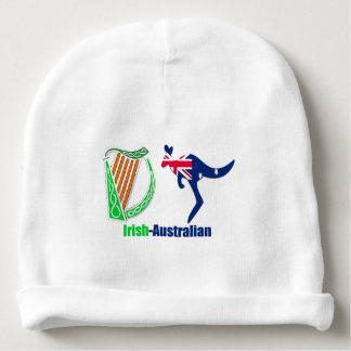 Gorrito Para Bebe Bebé-Algodón-Gorrita tejida de la bandera de