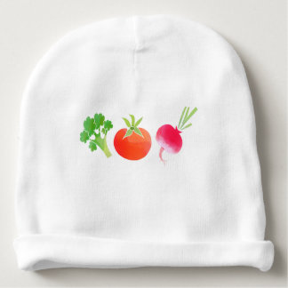 Gorrito Para Bebe Bebé de los veggies del vegano