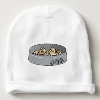 Gorrito Para Bebe Bollo chino de Dim Sum de la bola de masa hervida