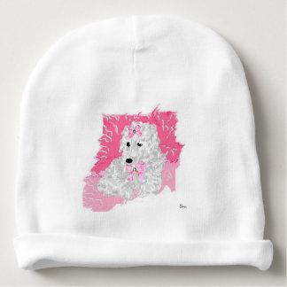 Gorrito Para Bebe Caniche del gorra del bebé