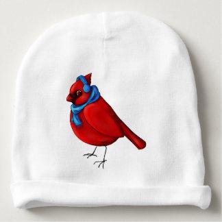 Gorrito Para Bebe Cardenal del invierno