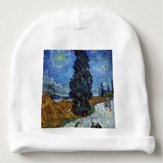 Gorrito Para Bebe Carretera nacional de Vincent van Gogh en Provence