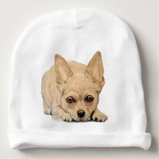 Gorrito Para Bebe Chihuahua del perrito por el villancico Zeock