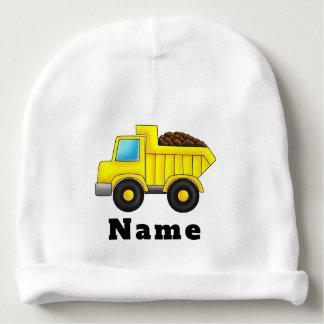Gorrito Para Bebe Coche personalizado del camión de la construcción