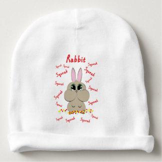 Gorrito Para Bebe Conejo