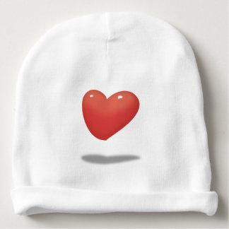Gorrito Para Bebe Corazón flotante, globo del corazón