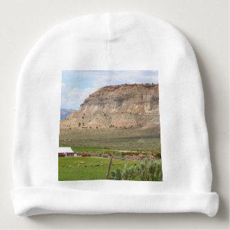 Gorrito Para Bebe Cultivo del país y de las colinas, Utah meridional