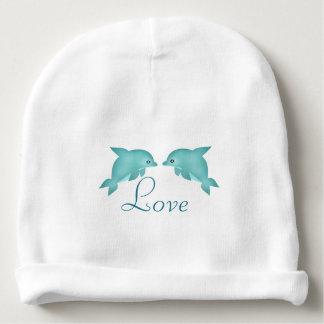 Gorrito Para Bebe Delfines