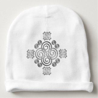 Gorrito Para Bebe Diseño céltico decorativo