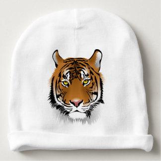 Gorrito Para Bebe Diseño de la impresión de la cabeza del tigre