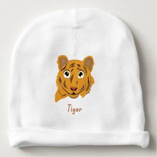 Gorrito Para Bebe Diseño del tigre