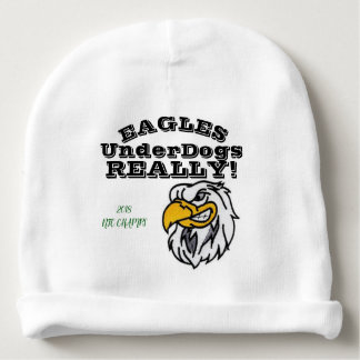 Gorrito Para Bebe Eagles Skully