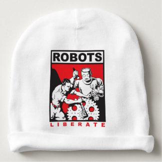 Gorrito Para Bebe El robot le fija libre
