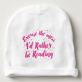 Gorrito Para Bebe excuse el lío que estaría leyendo bastante