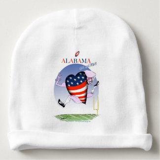 Gorrito Para Bebe fernandes tony ruidosos y orgullosos de Alabama,
