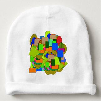 Gorrito Para Bebe figuras geométricas