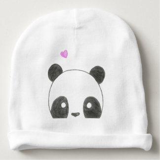 Gorrito Para Bebe Gorra de la gorrita tejida del bebé de la panda