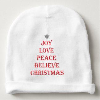Gorrito Para Bebe Gorra de la gorrita tejida del bebé del navidad