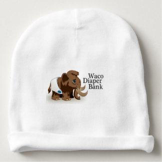 Gorrito Para Bebe Gorra del bebé del banco del pañal de Waco