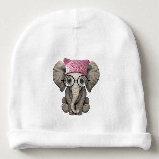 Gorrito Para Bebe Gorra del gatito del elefante lindo del bebé que