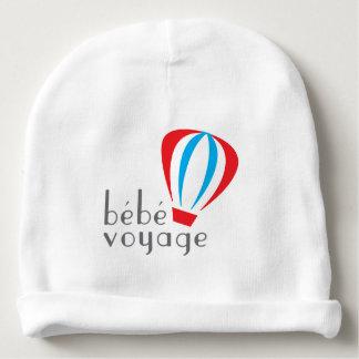 Gorrito Para Bebe Gorra del logotipo del viaje de Bebe