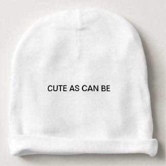 Gorrito Para Bebe Gorrita tejida de encargo del algodón del bebé