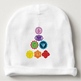 Gorrito Para Bebe Gorrita tejida de encargo del algodón del bebé de