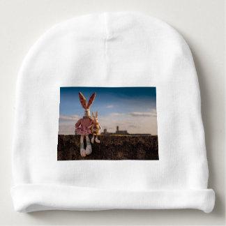 Gorrito Para Bebe Gorrita tejida de encargo del algodón del bebé del