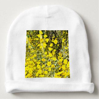 Gorrito Para Bebe Gorrita tejida de encargo del Wildflower del bebé