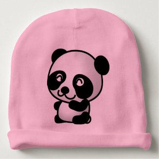 Gorrito Para Bebe Gorrita tejida de la panda del bebé