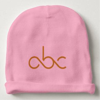 Gorrito Para Bebe gorrita tejida del algodón del bebé del ABC
