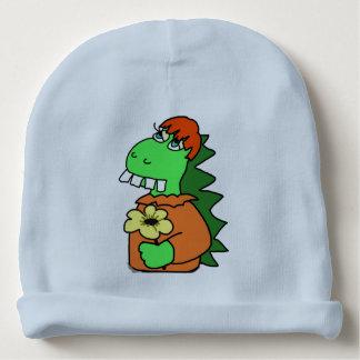 Gorrito Para Bebe Gorrita tejida del algodón del dinosaurio del bebé