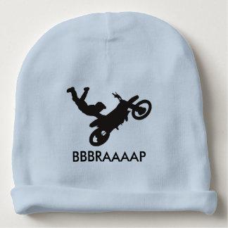 Gorrito Para Bebe Gorrita tejida del bebé de la bici de la suciedad