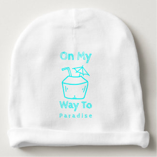 Gorrito Para Bebe Gorrita tejida del paraíso