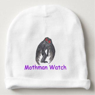 Gorrito Para Bebe Gorrita tejida del reloj de Mothman