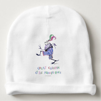 Gorrito Para Bebe gran puddin-raza chieftan del o'the